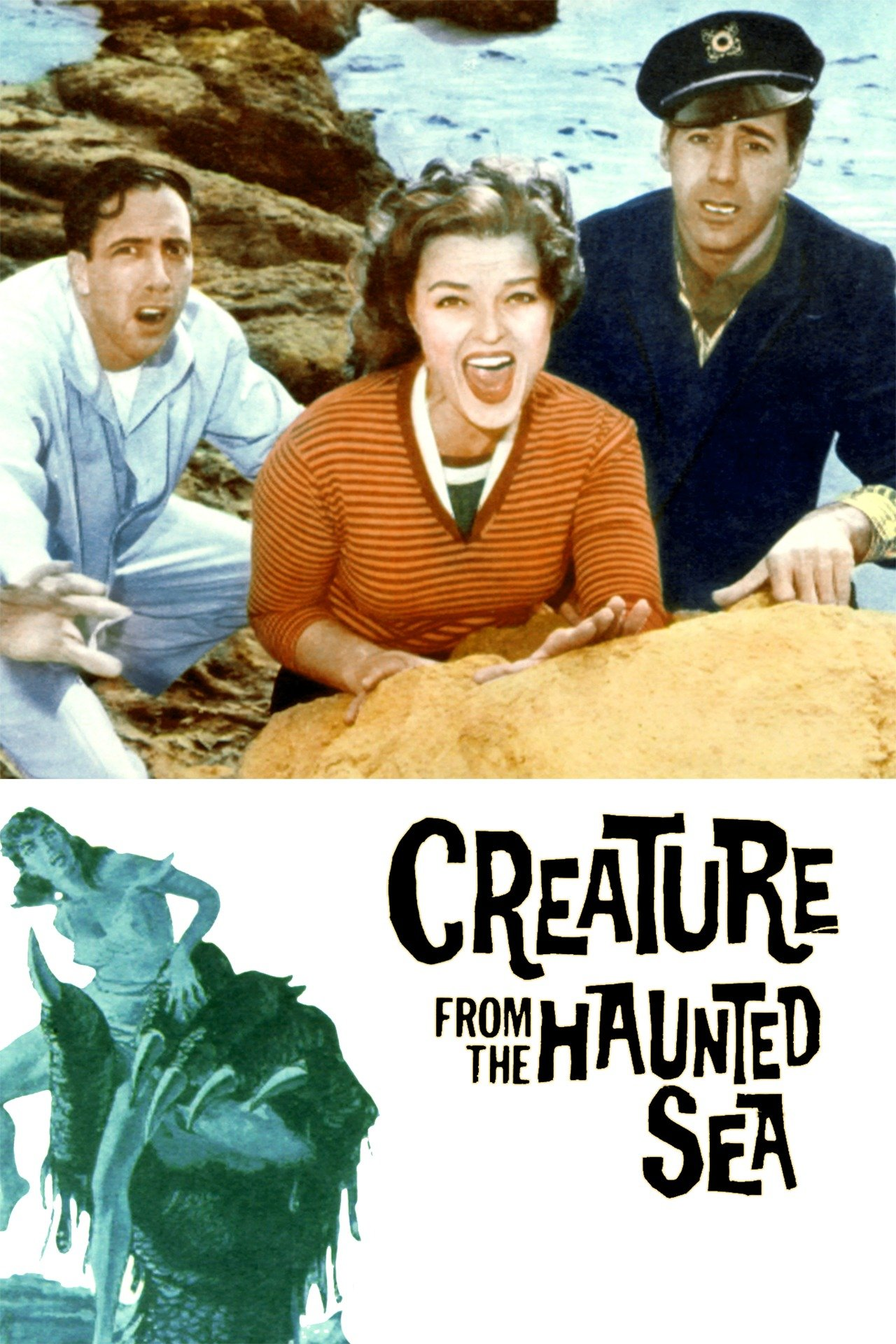 Creature from the Haunted Sea on FREECABLE TV