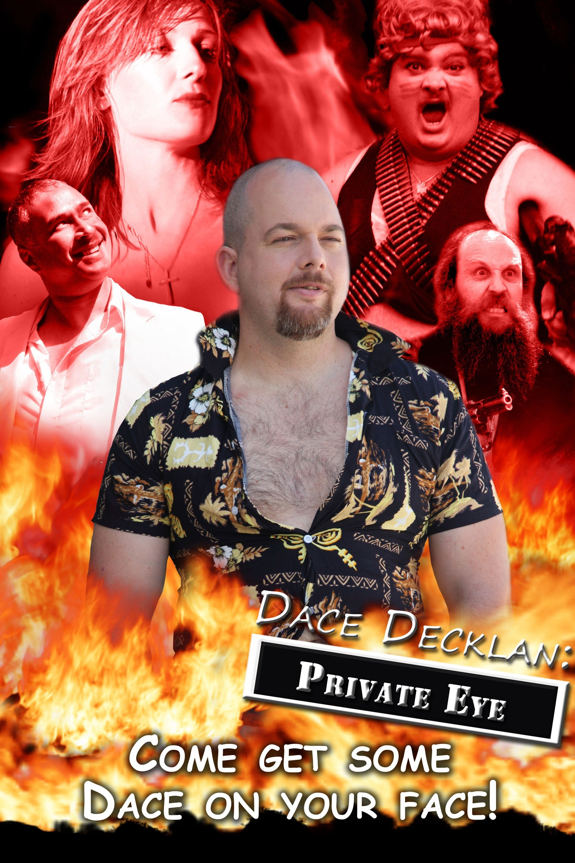 Dace Decklan: Private Eye on FREECABLE TV