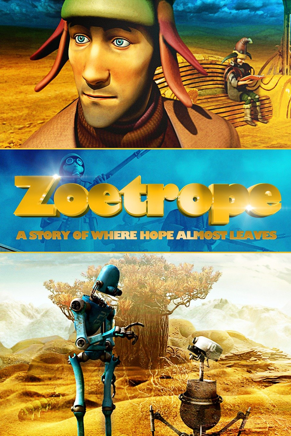 Zoetrope on FREECABLE TV