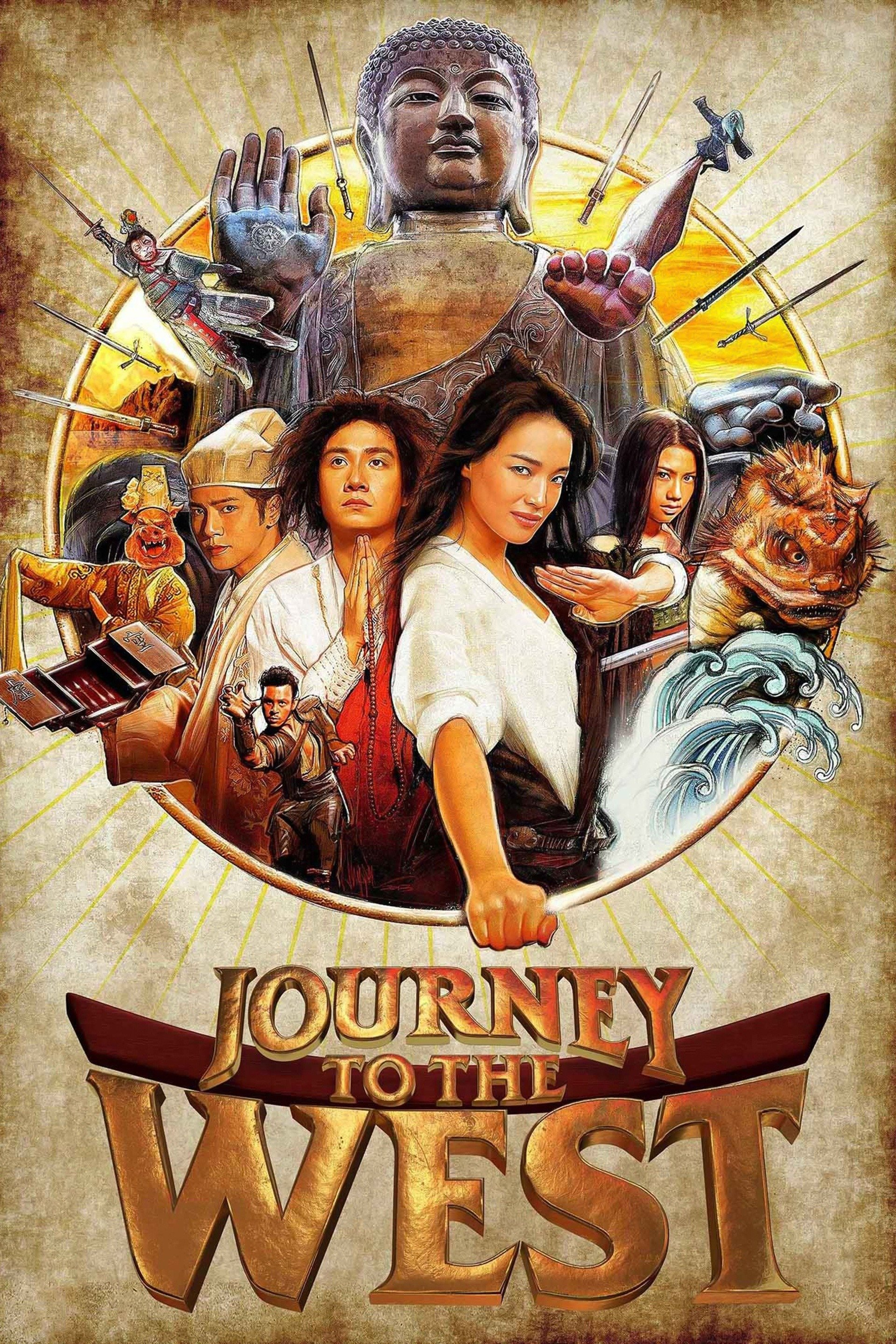Journey to the West: Conquering the Demons on FREECABLE TV