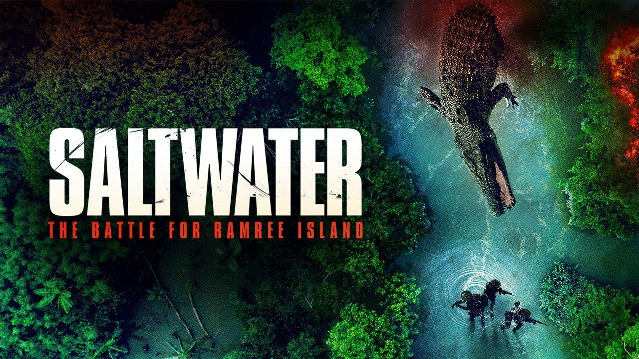فيلم Saltwater: The Battle for Ramree Island 2021