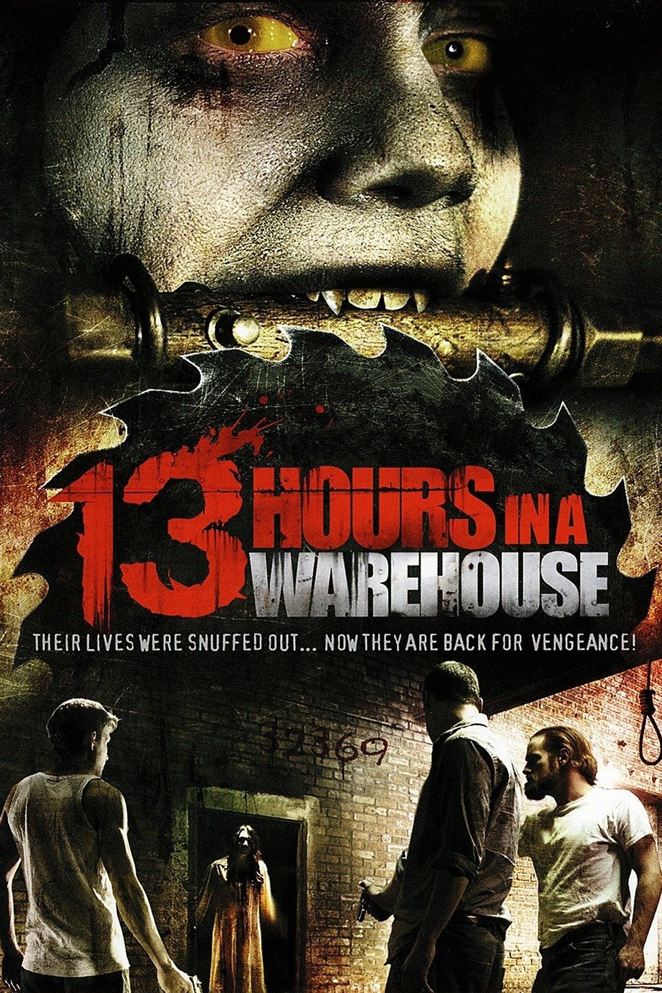 13 Hours in a Warehouse on FREECABLE TV