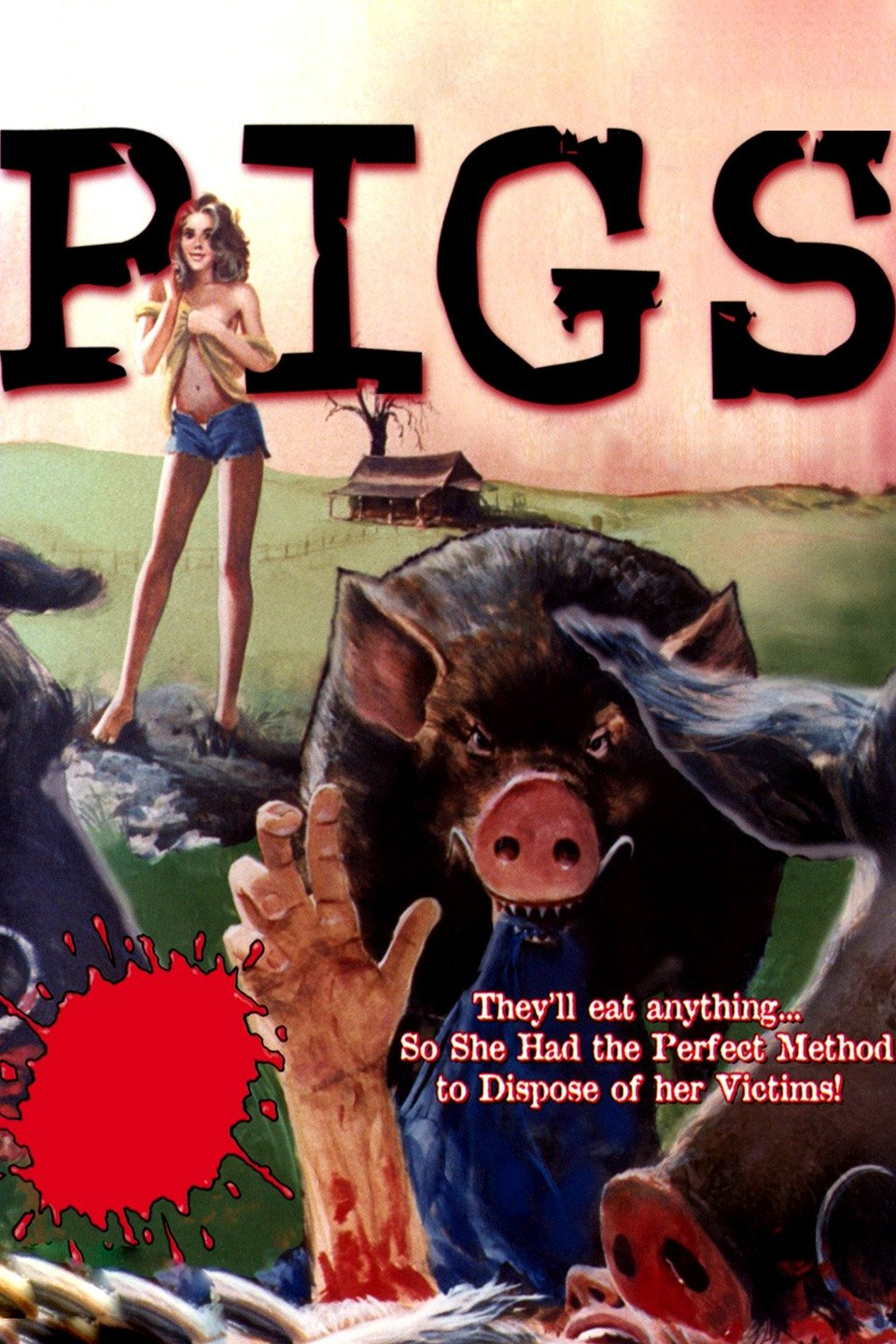 Pigs on FREECABLE TV
